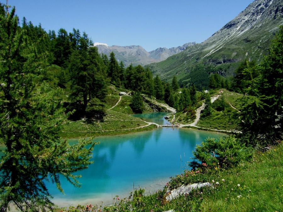 Foto Lac Bleu